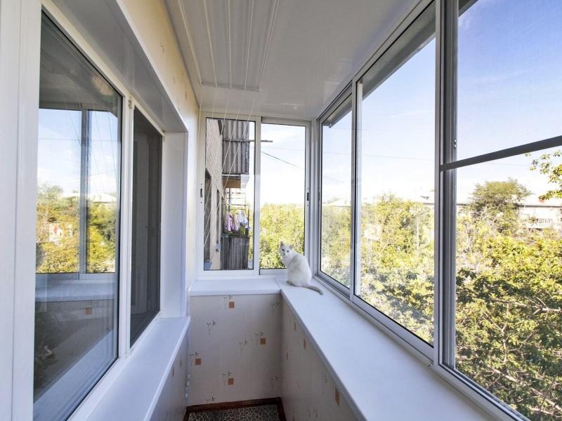 Остекление балкона краснодар отзывы